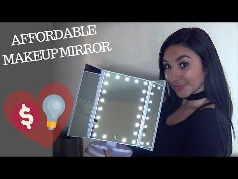 Affrordable Makeup Vanity Mirror!!!!!