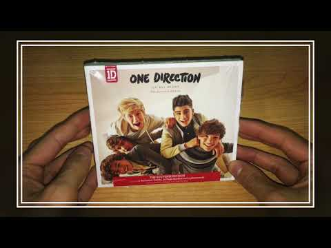 Unboxing: Up All Night (The Souvenir Edition) ~ One Direction.