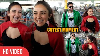 Jasmin Bhasin CUTEST Moment with BF Aly Goni