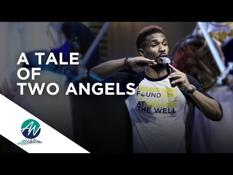 Let Us Pray | Dr. Matthew Stevenson - The Tale of Two Angels (8:30)