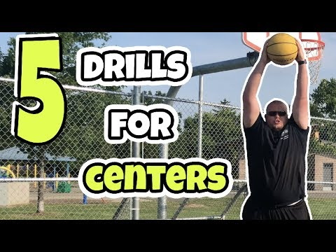 Top 5 Basketball Drills For Centers