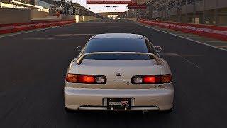 Gran Turismo Sport - Gameplay Honda Integra Type R DC2 @ Interlagos [1080p 60fps]
