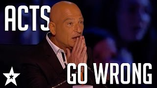 Oops! Acts Go WRONG on Got Talent | Got Talent Global