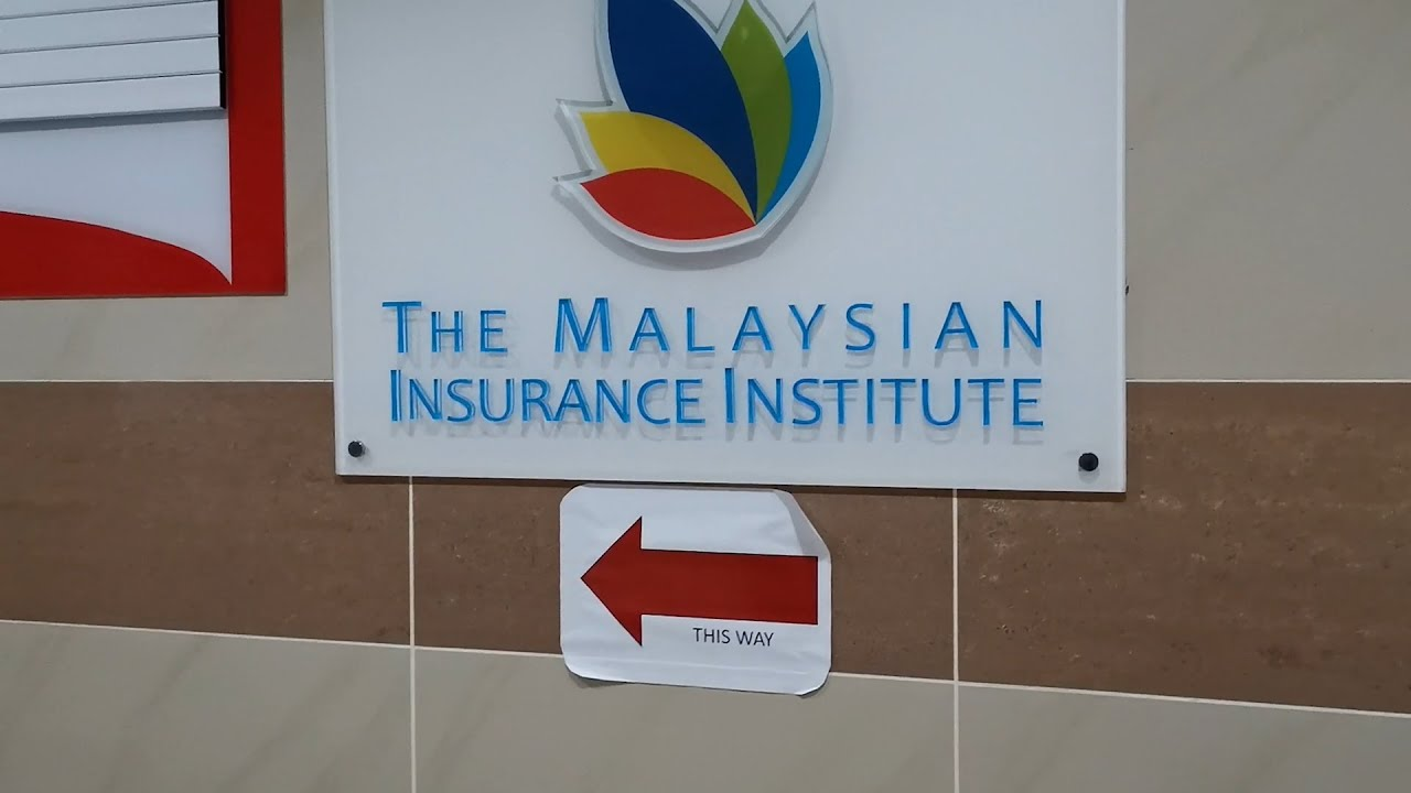 Getting a Life Insurance license in Malaysia - YouTube
