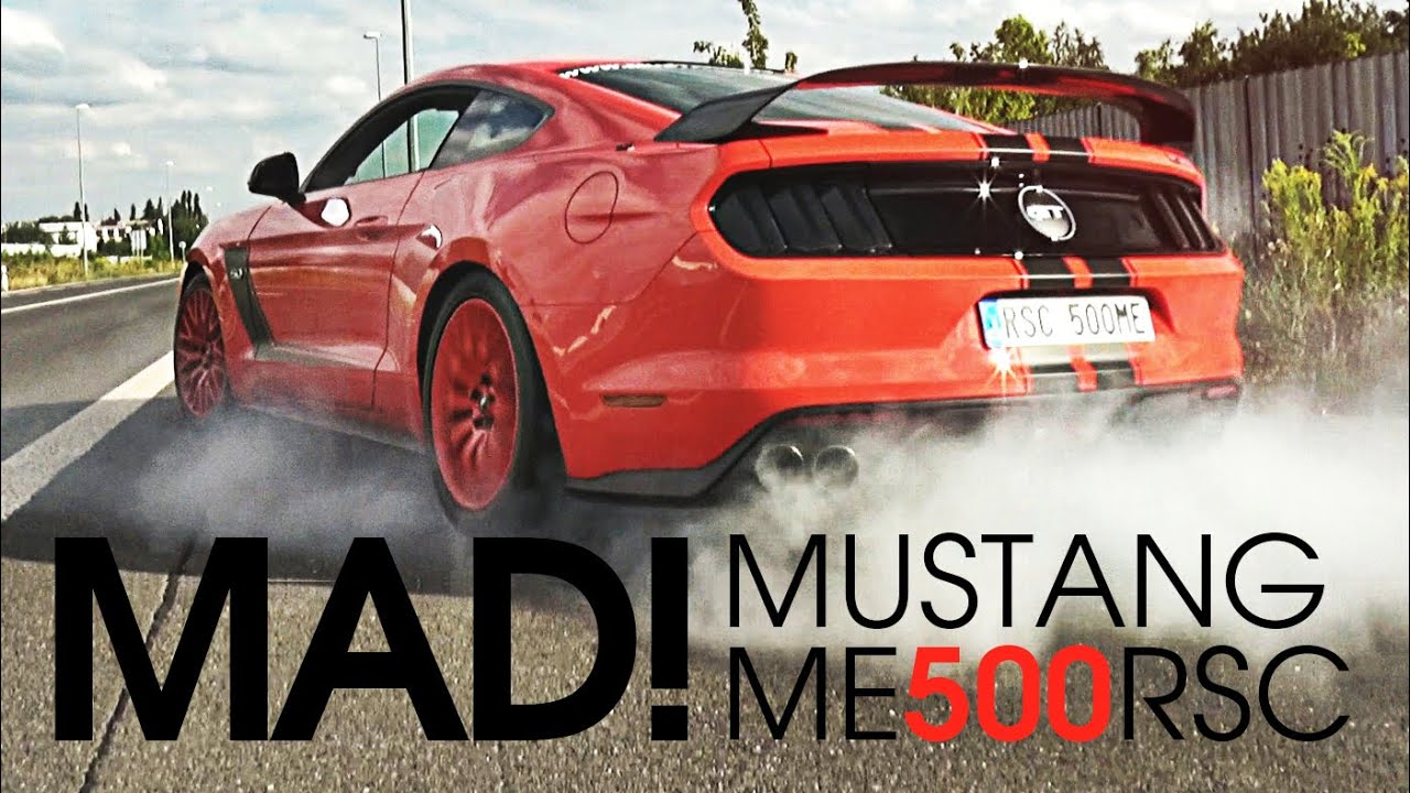 Hoonigan Mustang Youtube
