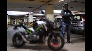 New Bike Reveal Video