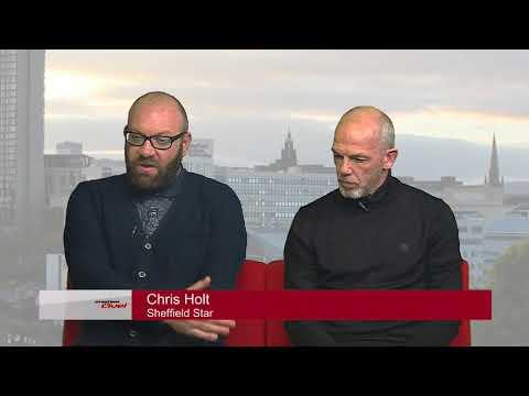 Sheffield Live TV Chris Holt & Mark Todd 28.9.17 Part 2