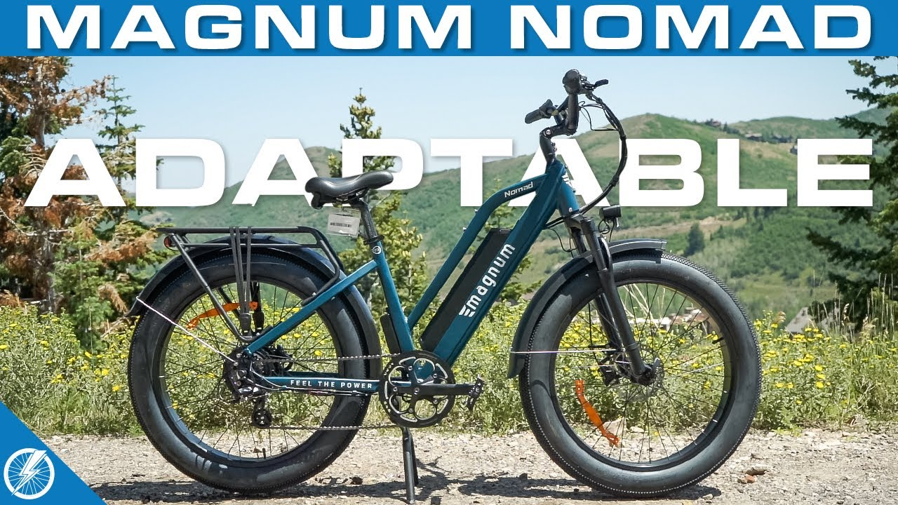 Magnum Nomad Electric Bike Review