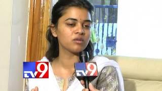 Face to face with Bhuma daughter Mounika - TV9
