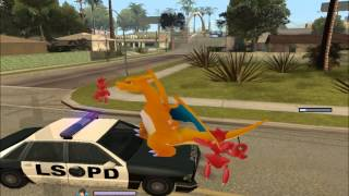 Grand Theft Auto Pokemon Adventure