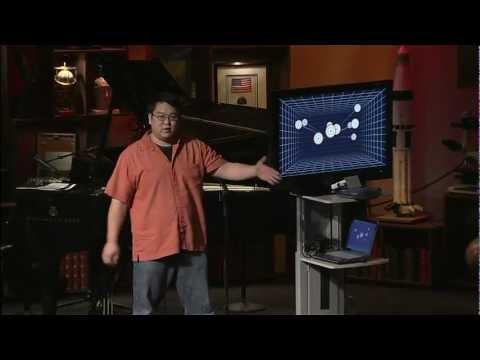 Johnny Lee muestra modificaciones al Wii Remote. TED 2008 Español Subtitulado