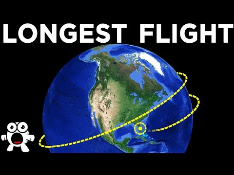 Top Most Unusual Record Flights That Operate In The World