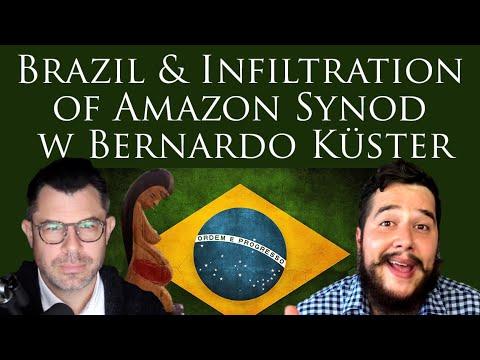 Brazil and Infiltration of Amazon Synod w Bernardo Küster (Dr Taylor Marshall #326)