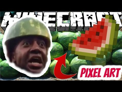 water-malone---minecraft-pixel-art-(episode-6)