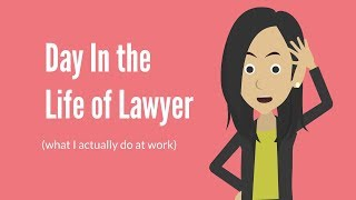 Day in the Life of a Lawyer in New York (what I do as in house counsel)