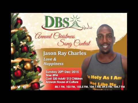 Jason Ray Charles - 2015 DBS CHRISTMAS SONG COMPETITION
