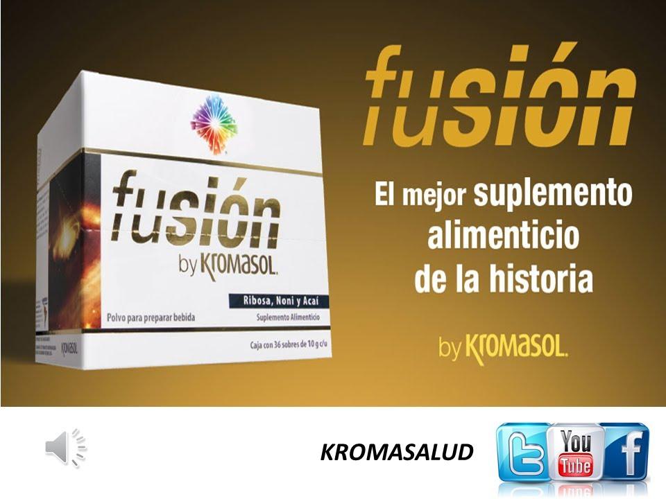 Que es Fusion by Kromasol - YouTube