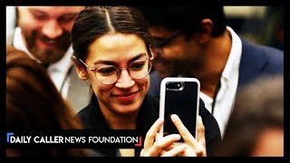 AOC's Office doesn't pick up the phone