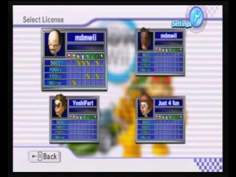 [MKWii] Ultimate License Unlocker