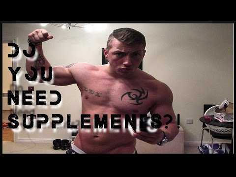 Are Bodybuilding Supplements Necessary?