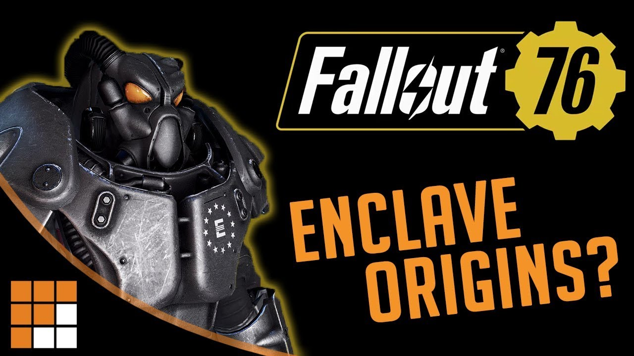 FALLOUT 76 Location Revealed? Will We Explore Enclave Origins?