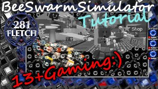 Tutorial - ROBLOX - Bee Swarm Simulator