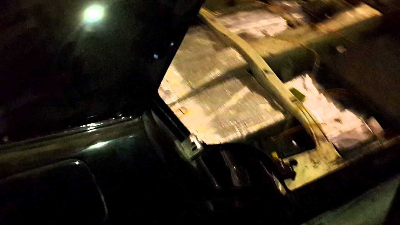 Как снять и поставить дверную ручку на mercedes w124 (ч2)