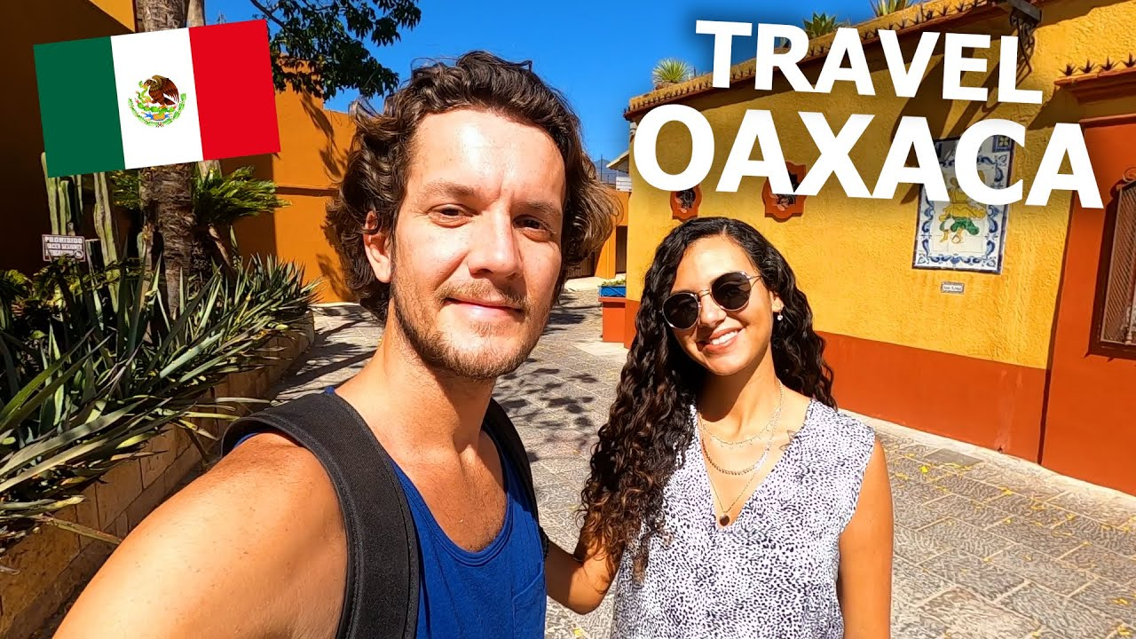 Download OAXACA: THIS CITY IS AMAZING! 🇲🇽 (MEXICO TRAVEL 2021)