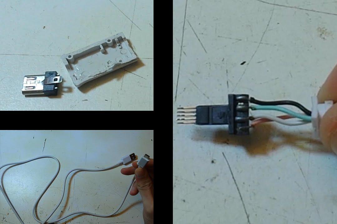Modificar Cable Micro Usb Para Que Sea Compatible Con
