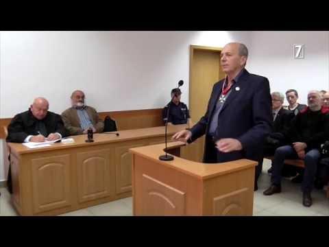 Józef Wieczorek oskarżony o ujawnienie rozprawy Adama Słomki -Zeznania świadków