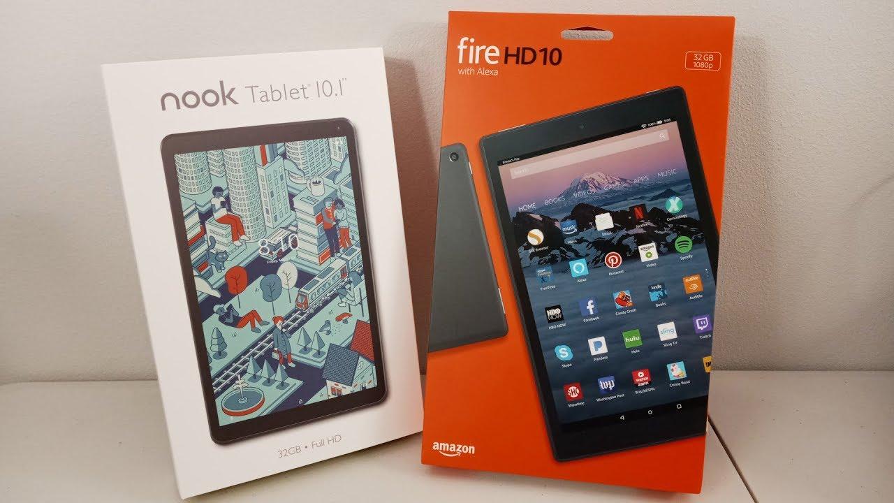 NOOK Tablet 10 1