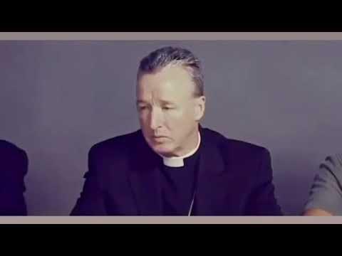 Priest Smokes Dances