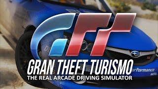 Gran Turismo Trailer Remake in GTA V! (Grand Theft Turismo 5)