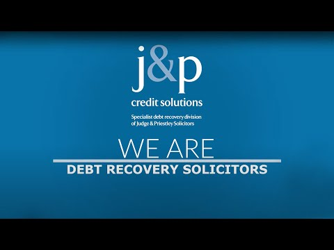 Specialist Debt Recovery Solicitors | JP Credit Solutions
