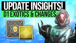 Destiny 2 | Bungie Talk Returning Exotics, Armor Rolls, New Mods, Bounties & More (Plus My Thoughts)