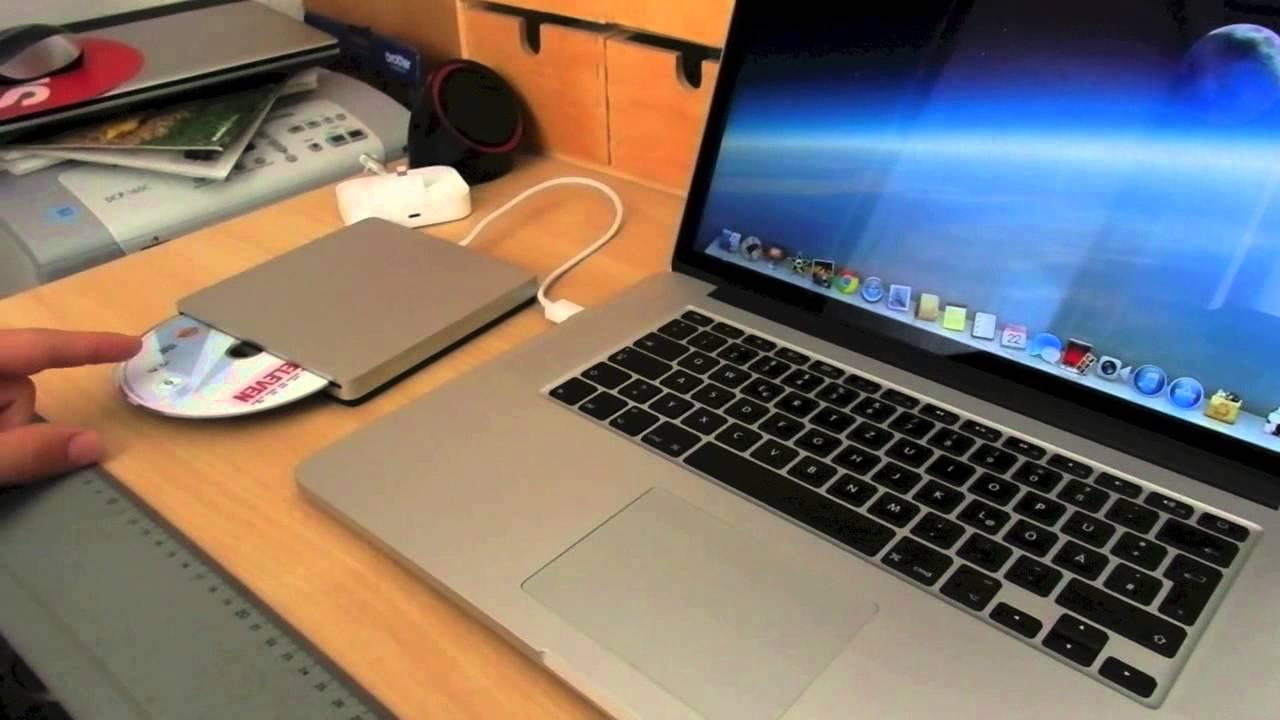NEW apple usb superdrive