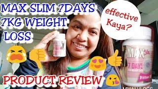natural slimming max review