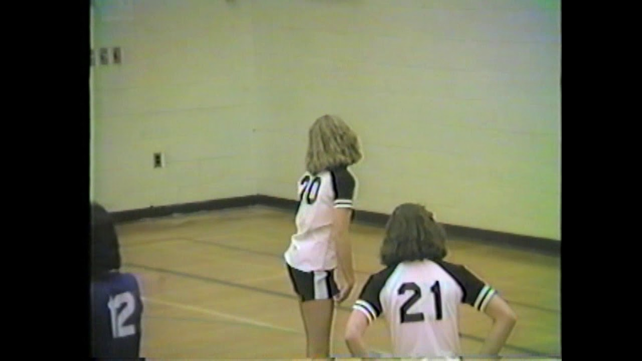 NCCS - AuSable Valley Girls  1-5-87