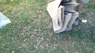 Unboxing: 9 Ft Outdoor Table Aluminum Patio Umbrella