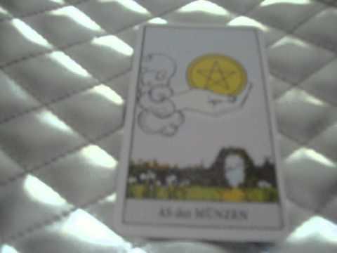 As Der Münzen Tarotkarte Ziehen Online Httpwww
