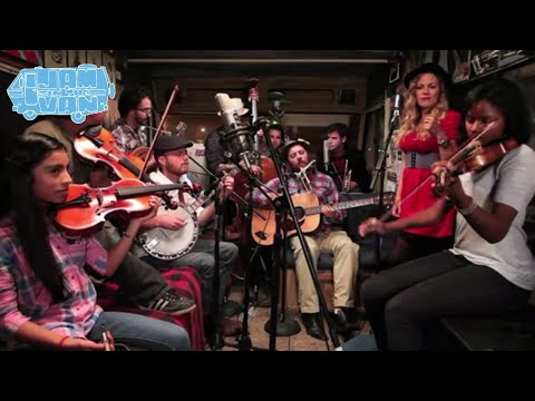 "Harmony Project - DUSTBOWL REVIVAL - ""Riverboat Queen"" - (Live from Santa Monica, CA) #JAMINTHEVAN"