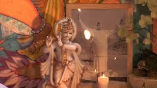 605 Om Hrim Shrim Klim Krishnaya langsam 9x