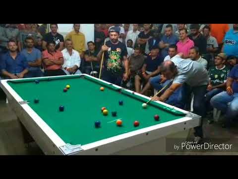 Baianinho de MAUÁ vs Lúcio de Campo Grande, Desafio em Campo Grande, VÍDEO 01