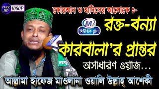 Download Video রক্ত-বন্যা কারবালা'র প্রান্তর।আল্লামা হাফেজ মাওলানা ওয়ালি উল্লাহ্ আশেকী। Music Plus Waz MP3 3GP MP4