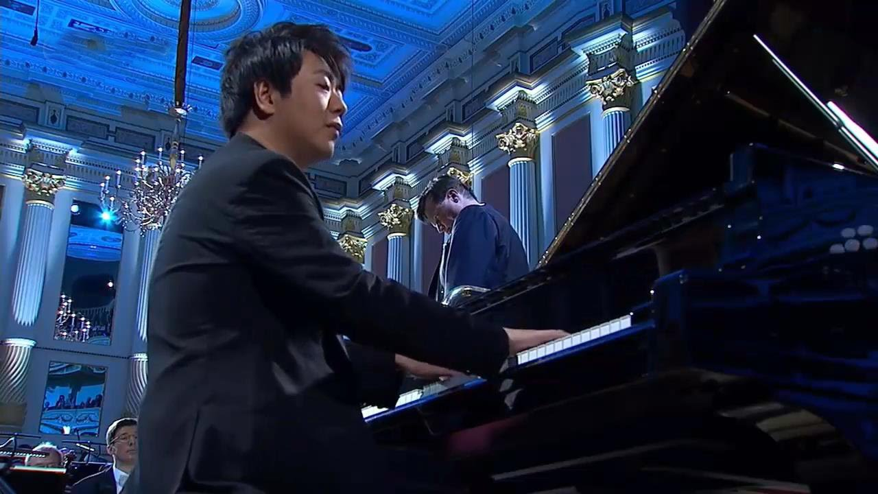 Lang Lang George Gershwin Rhapsody In Blue Youtube