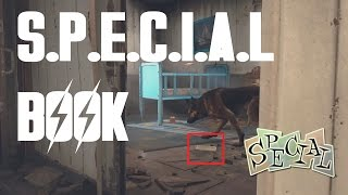 FALLOUT 4 - No Watered Down Leveling System? S.P.E.C.I.A.L Book