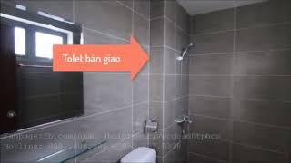 Căn hộ thực tế Green River mặt tiền Phạm Thế Hiển Quận 8 - Tiến độ xây dựng ngày 22/05/2020