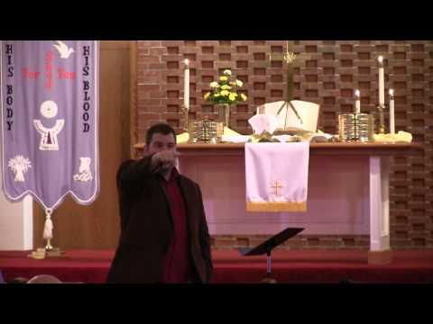 MMUMC Sermon by David Hood