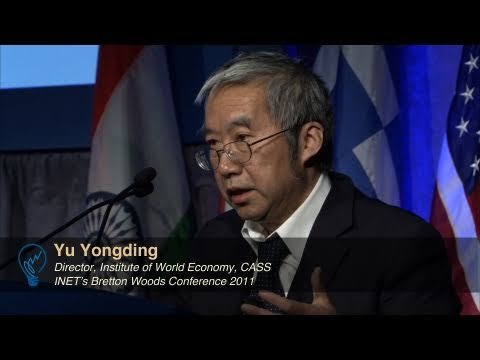 Yu Yongding: The Architecture of Asia - INET Panel  (6 of 7)