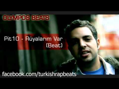 Pit10 - Rüyalarım Var (Beat)